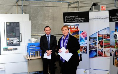 Premier of Tasmania announces $65k grant to Currawong