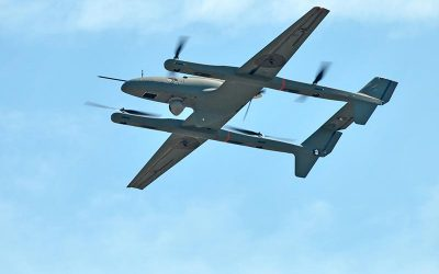 Currawong's EFI System on Record Breaking VTOL Aircraft