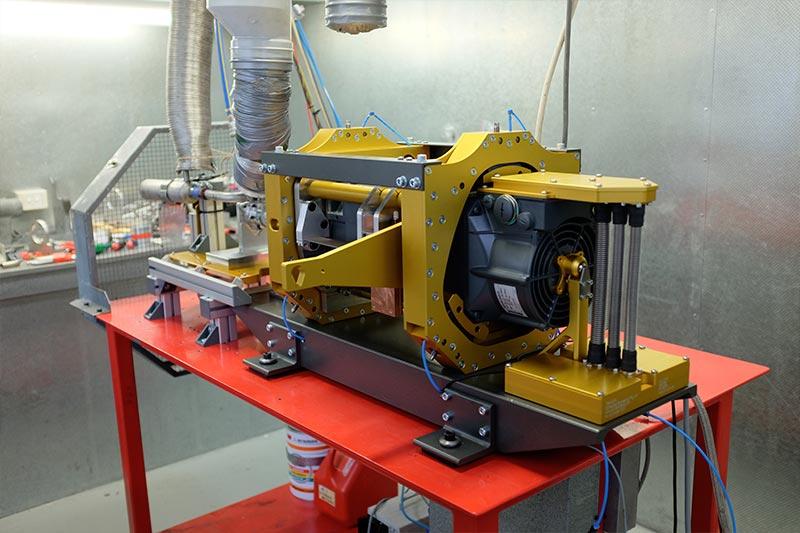 engine testing 1