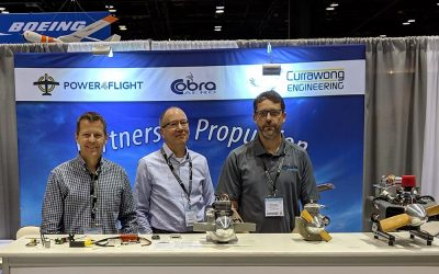Successful Booth at AUVSI's Xponential Show
